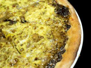 Pizza-Porcina